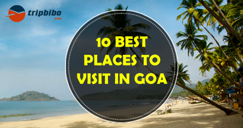 10 Places to Visit in Goa