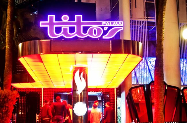Tito's Club is the best places to visit in Goa