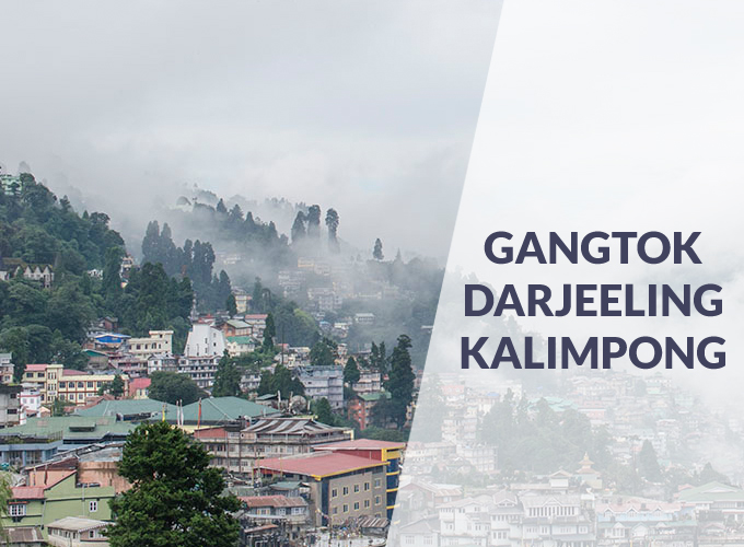 Darjeeling, West Bengal is the Top 10 Hill Stations In India
