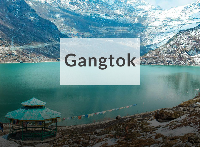 Gangtok, Sikkim is the Top 10 Hill Stations In India