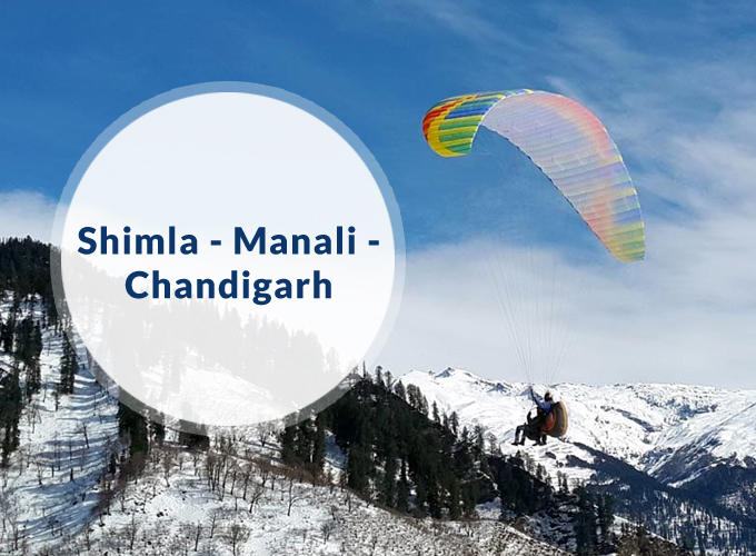 Shimla, Himachal Pradesh is the Top 10 Hill Stations In India