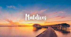 maldives tourism package