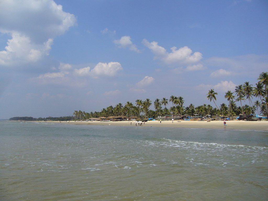 Ashwem and Arossim Beach is the best places to visit in Goa