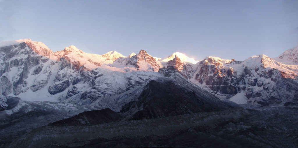 tourist places in sikkim>Goechala