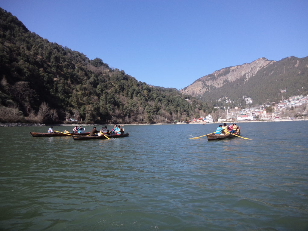Nainital, Uttarakhand is the Top 10 Hill Stations In India
