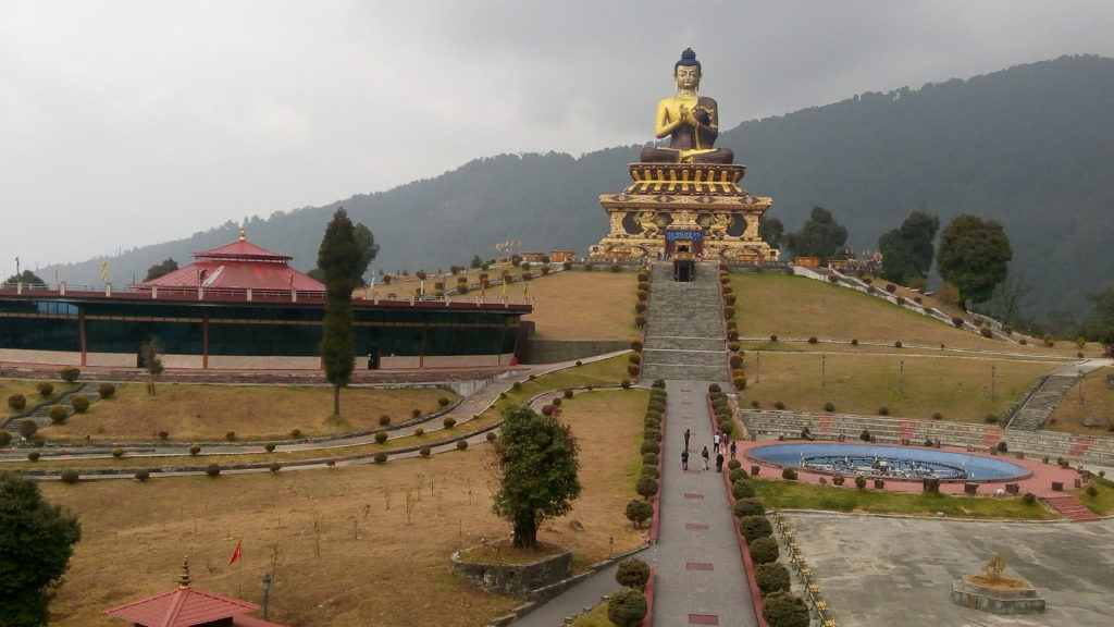 tourist places in sikkim>Namchi