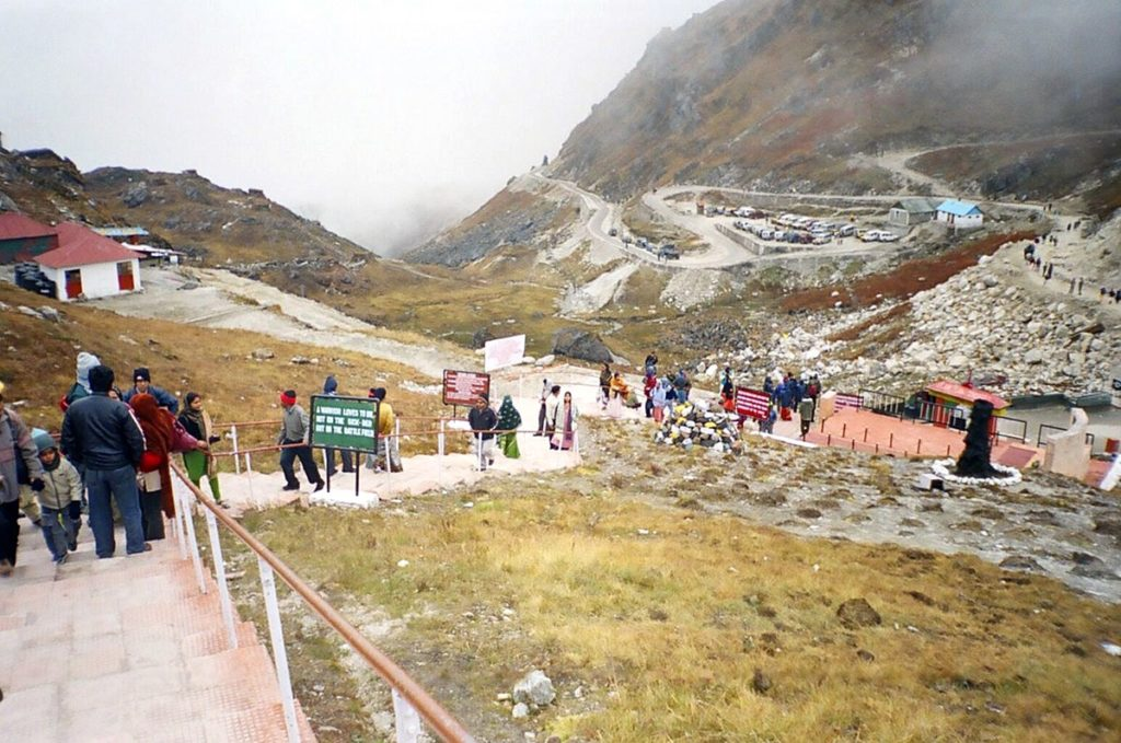 tourist places in sikkim>Nathula pass
