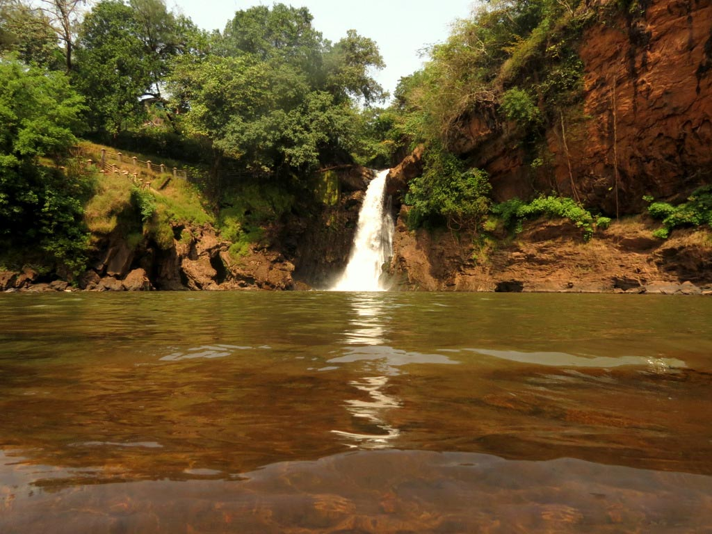 Pandava Caves and Arvalem Waterfall is the best places to visit in Goa
