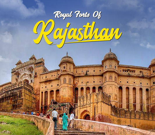 18 Palaces & Forts In Rajasthan That Speak Of A Glorious Era