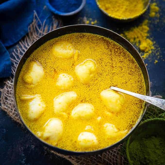 Sound and Tasty Kanji Vada