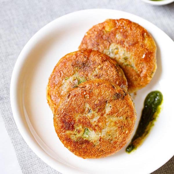 Aloo Tikki, The Delectable Street Food in India