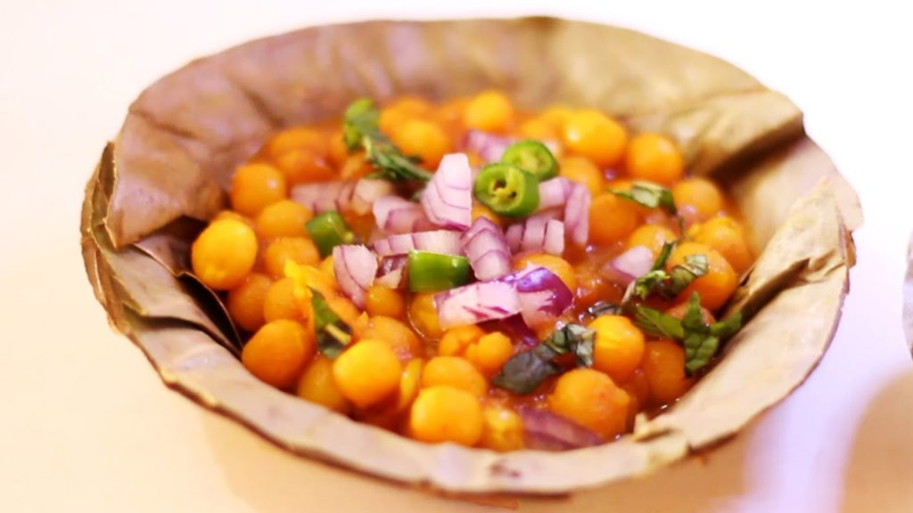 Ghugni Chaat from Bengal