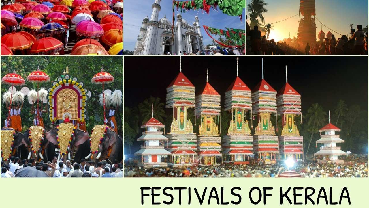 7 Most Popular Festivals In Kerala