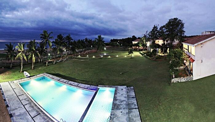 8 Fabulous Pondicherry Resorts Near Beach