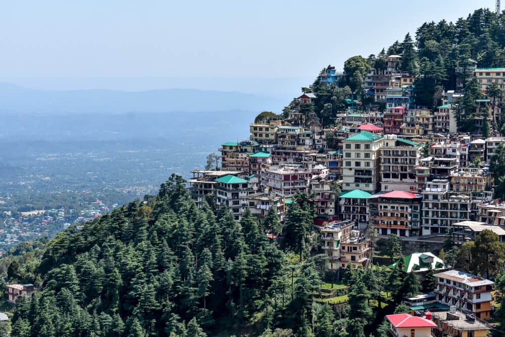 Dharamshala is one of the best Hill Stations Near Chandigarh