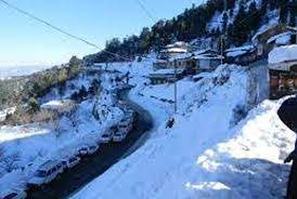 Kufri is one of the best Hill Stations Near Chandigarh