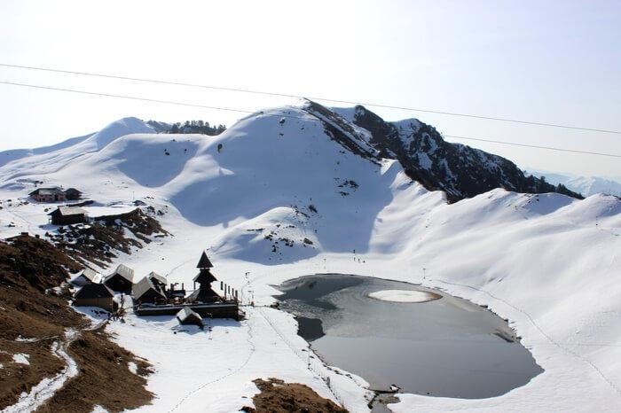 Prashar Lake – For An Offbeat Experience