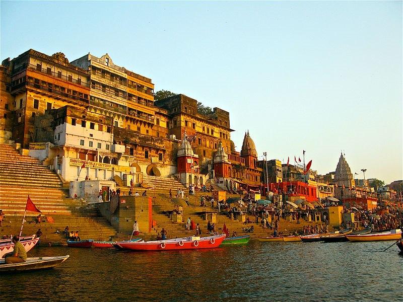 Varanasi – The Spiritual Capital Of India