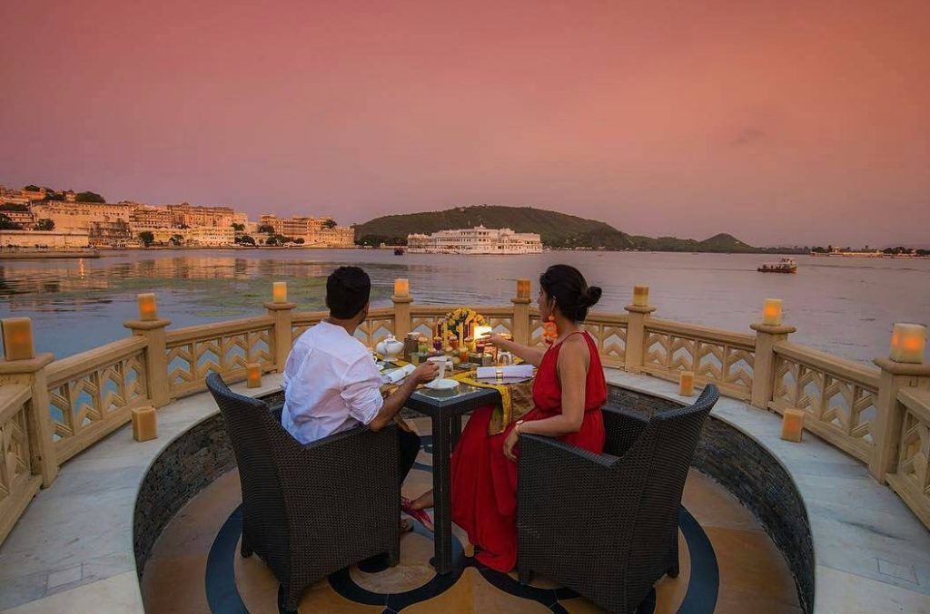 Udaipur – The Romantic City Of Lakes