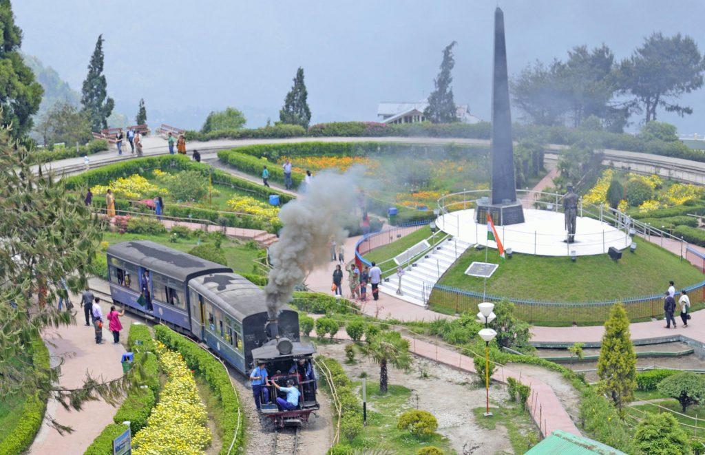 Batasia Loop: Admire The Panoramic View