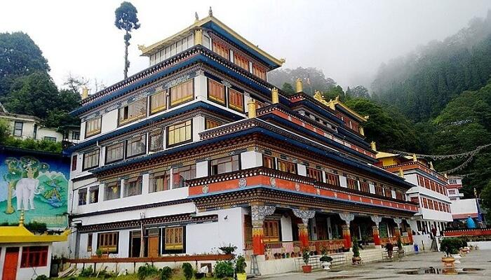 Ghoom Monastery: Please Your Eyes With Vibrant Colors
