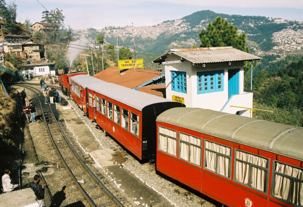 Himalayan Railway Station: Toot-Toot Through The Peaks