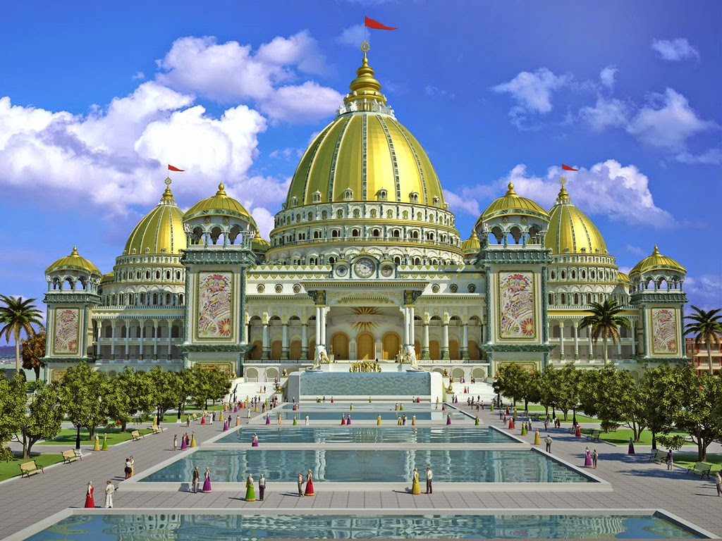 ISKCON Temple – A Step Closer To Divinity