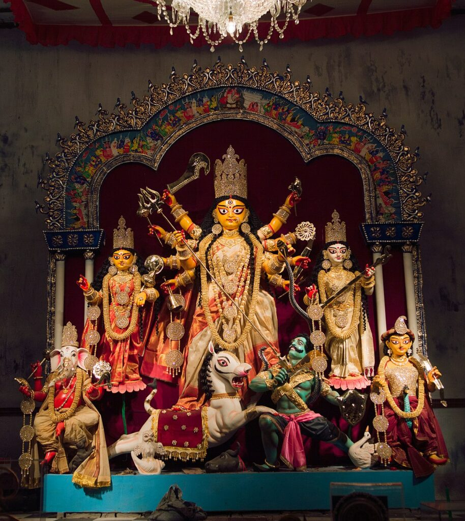 Durga Puja: Of Prosperity, Goodness, And Devotion ( Begins On fifteenth October, Friday)