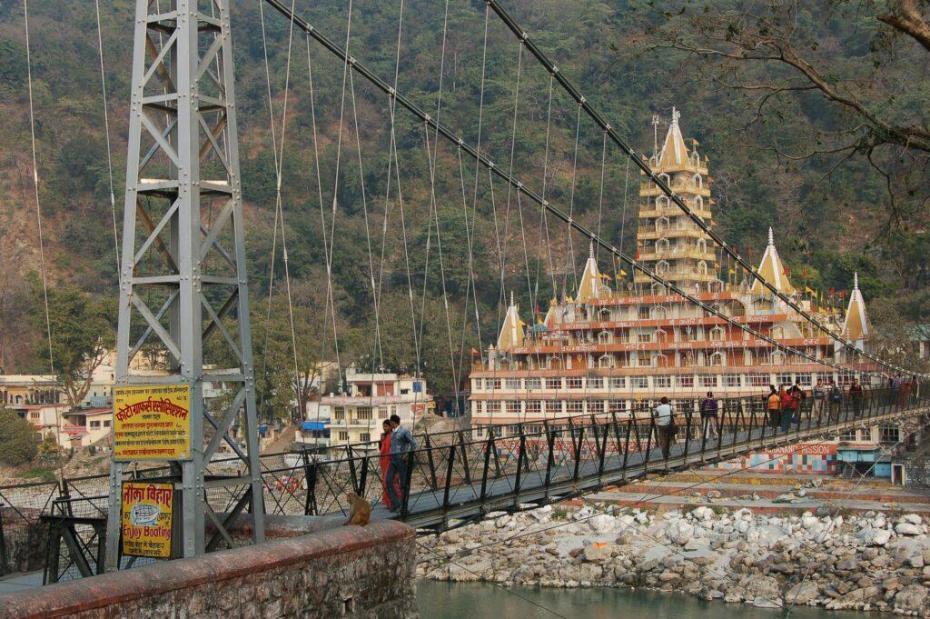 Swarg Ashram: India's Oldest Ashram