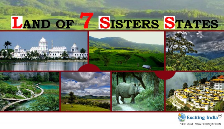 Seven Sisters Of India - An Introductory Guide