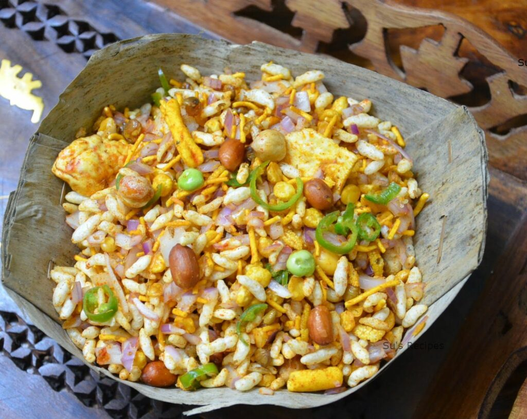 Bengal's own one of a kind Jhal Muri