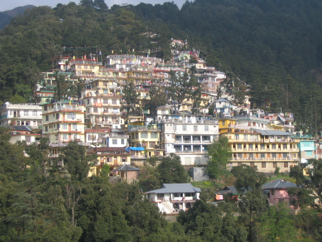 Dharamsala and McLeod Ganj