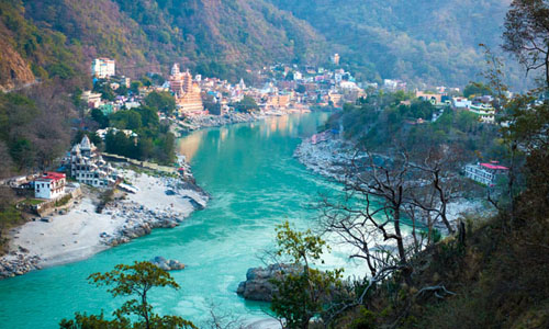 Rishikund: Hot Water Springs For Sages
