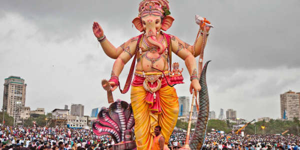 Ganesh Chaturthi: Eleven Days Of Pampering Lord Ganesha! (tenth September, Friday)