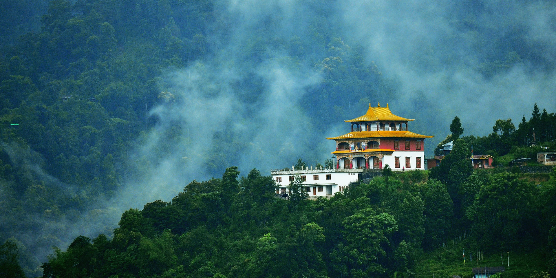 Visit In Sikkim