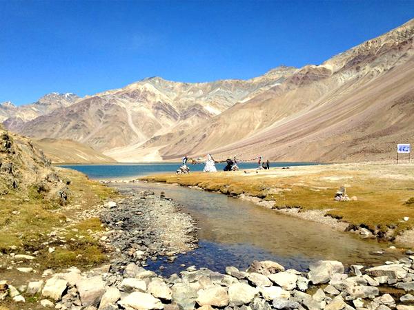 Chandratal Baralcha Trek