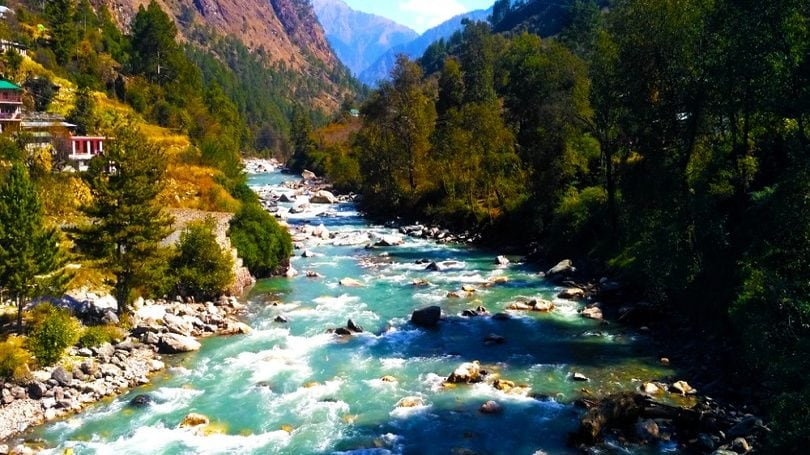 The Parvati Valley