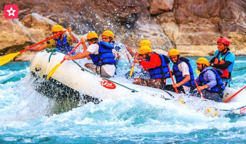 Kaudiyala: For A Rafting Spreen