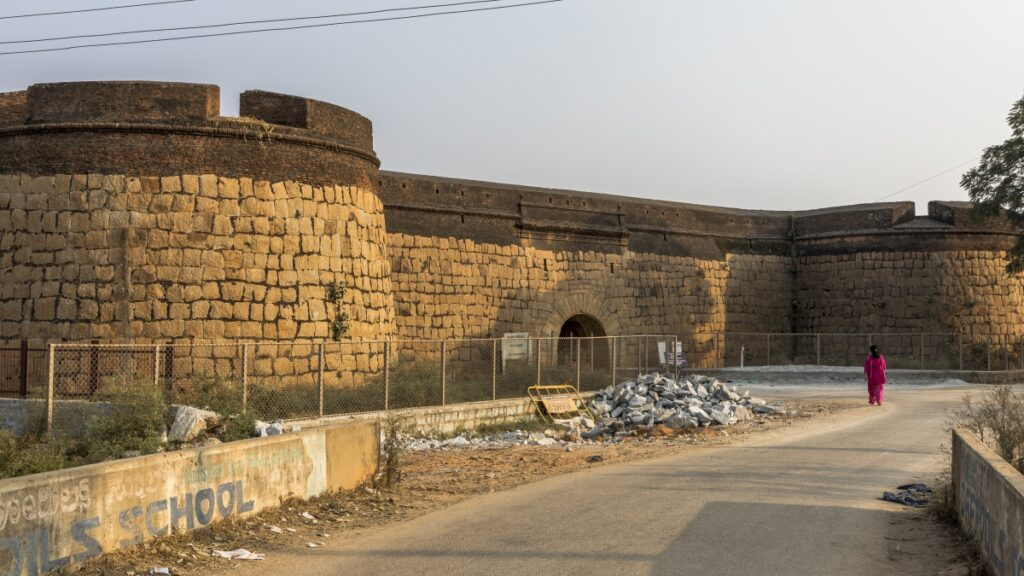 Kempegowda Fort