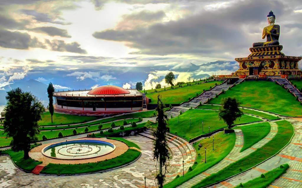 Visit In Sikkim