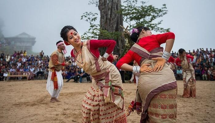 Bihu: Dance, Music, And Laughter (Begins on thirteenth April, Tuesday)
