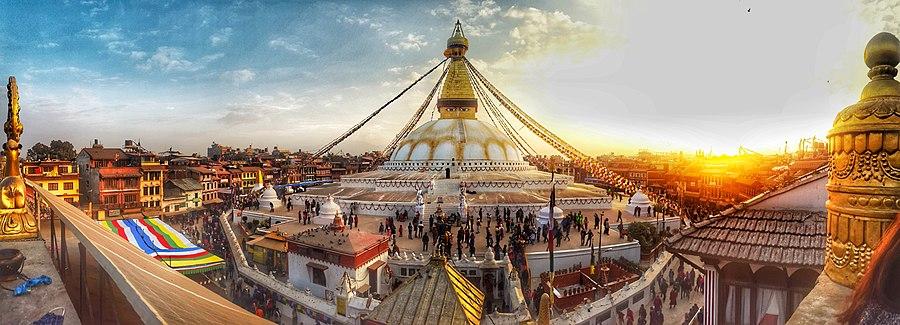 Boudanath – For A Meditative Experience
