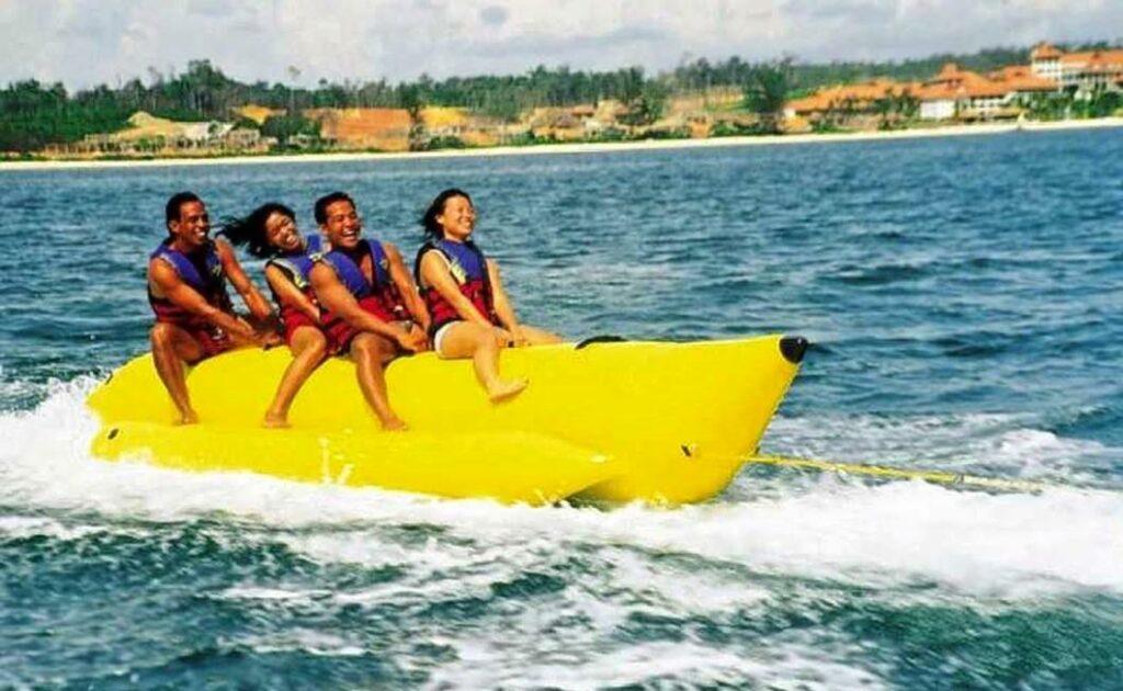 Feel The Enthusiasm (Banana Boat Ride)