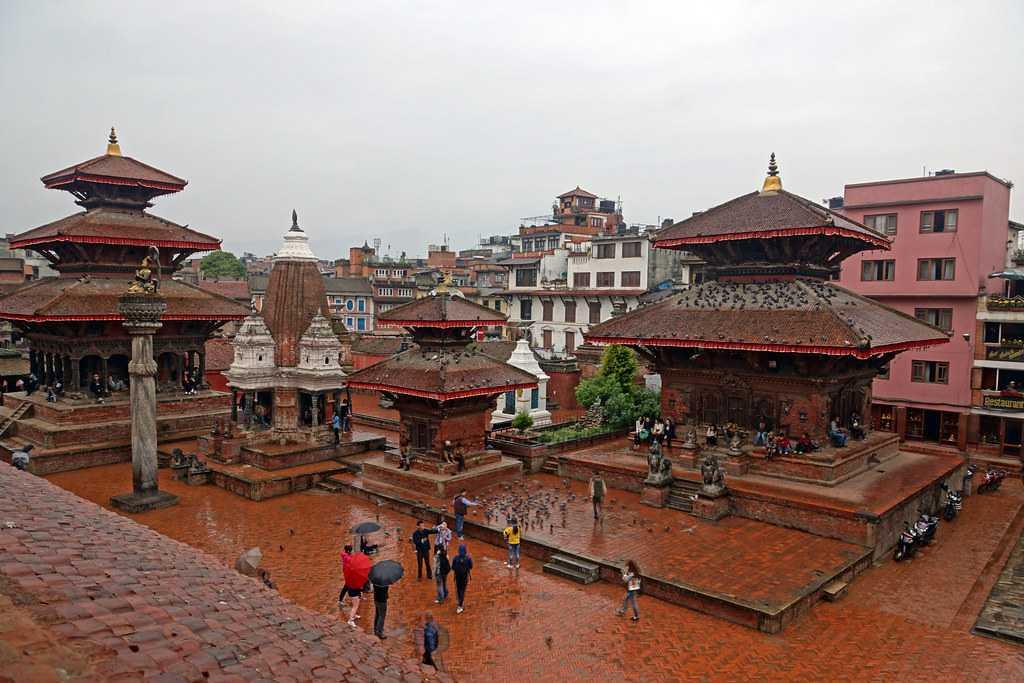Patan – The Third-biggest City