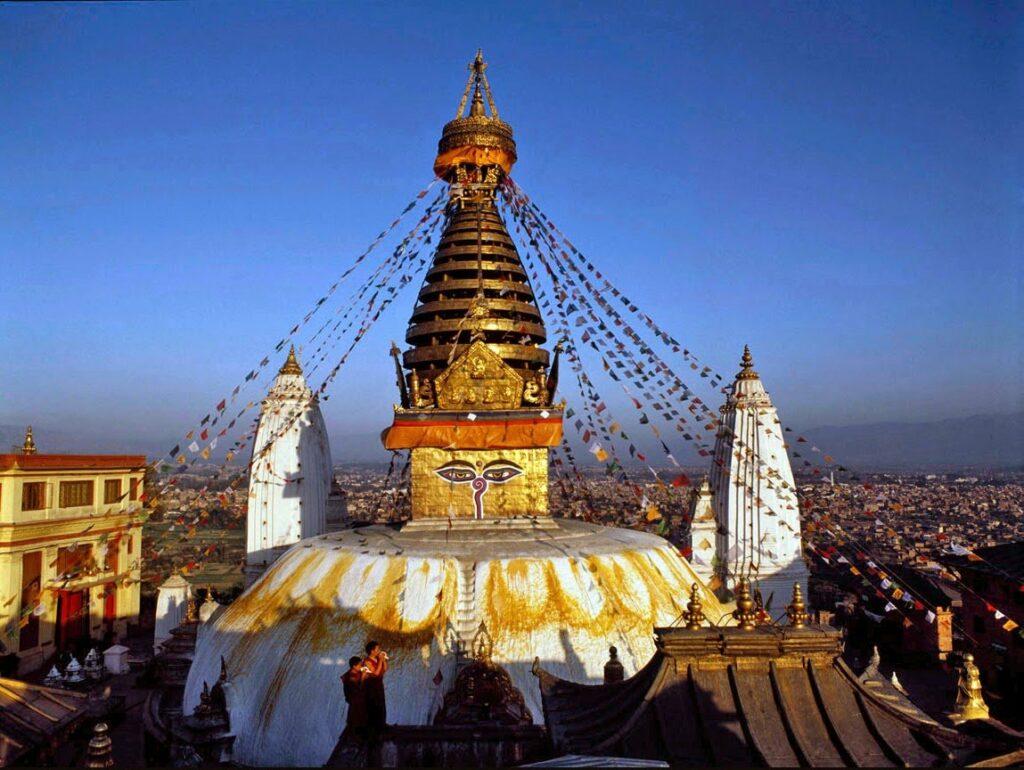 Swayambhu Mandir – Awe-Striking Architecture