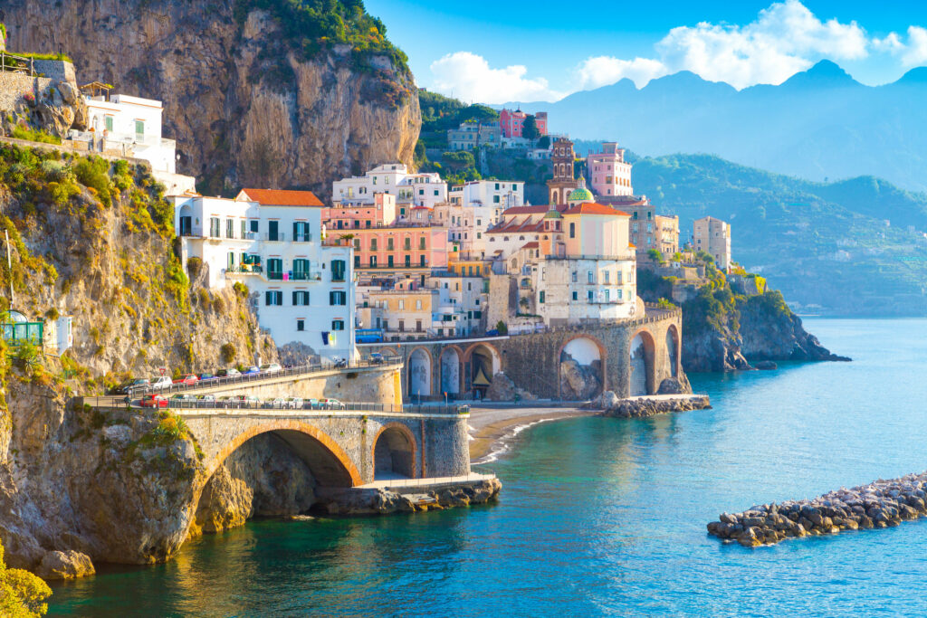 Amalfi Coast-Italy