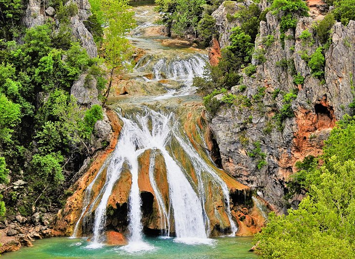 Davis Falls – An Attraction With History