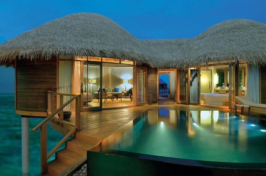 Maldives Honeymoon Package from Hyderabad 2021