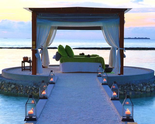 Veli Spa at Kurumba Maldives