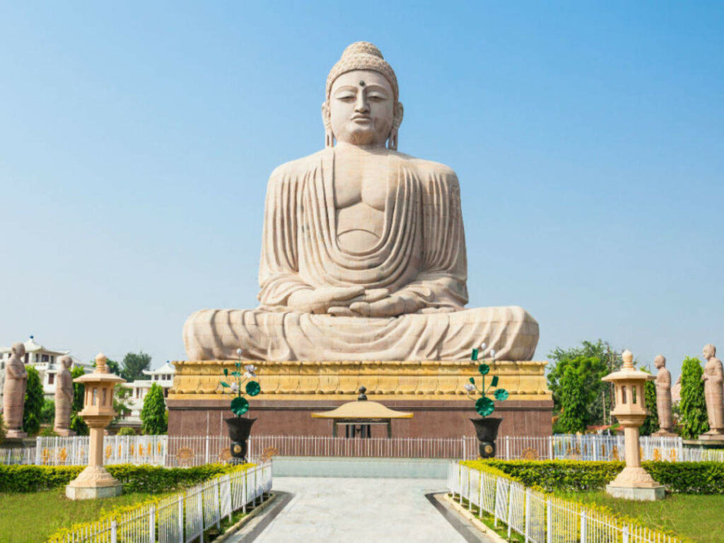 Chinese Temple – Dedicated To Lord Buddha